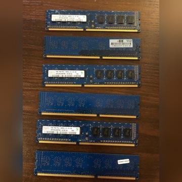 Pamięć Hynix PC3 2GB 10600U do PC