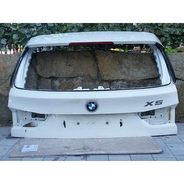 KLAPA TYŁ TYLNA BAGAŻNIKA BMW X5 F15