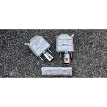 Tłumiki wydechowe Opel Insignia 2.0 turbo 4x4