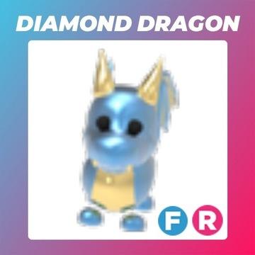 Roblox Adopt Me Diamond Dragon FR