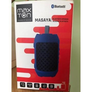 Głośnik bezprzewodowy MAXTON MASAYA RADIO FM