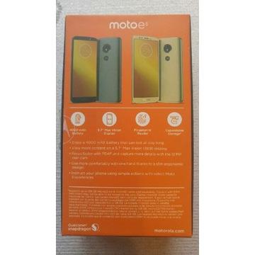 Motorola Moto E5. Dual SIM. Stan dobry. Wysyłka!