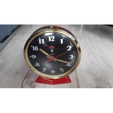 Stary Zegar budzik Polaris mechaniczny