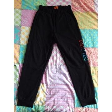 Nowe spodnie dresowe PLNY COVERJET BLACK SPORT M