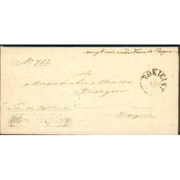 Król. Polskie - Rokiciny, Będków - 1866 - Interes