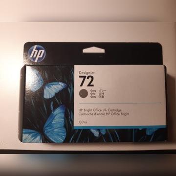 Tusz HP 72 Gray C9374A : Termin 11.2021
