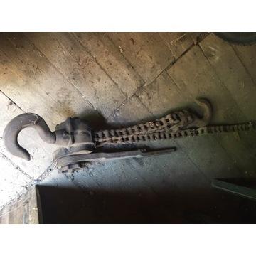 Wyciągarka łańcuchowa rukcug