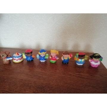 Fisher Price- Little People - Figurka zestaw 8szt.