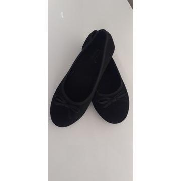 Buty baleryny dziewczęce