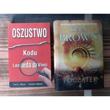 Początek, Dan Brown + 1