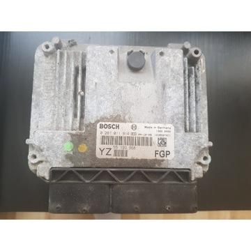 Sterownik Silnika Opel Vectra C 1.9 55193968YZ