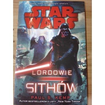 Star Wars Lordowie Sithów (Paul S. Kemp)