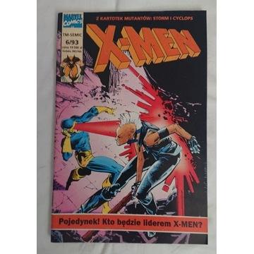 X-men-6/93kolekcjonerski