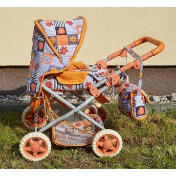 Wózek dla lalek, sprawny