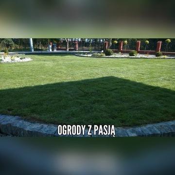 Trawniki z Rolki Świętokrzyskie montaż serwis