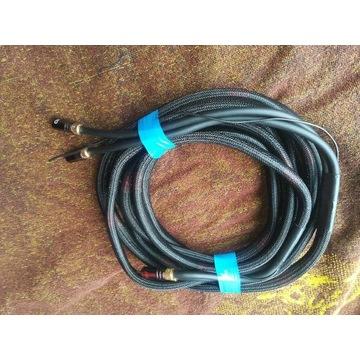 Kable przewody chinch 2xRCA Aiv