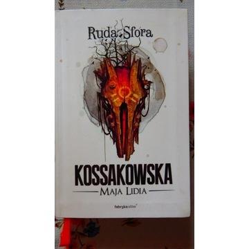 Ruda Sfora Maja Lidia Kossakowska
