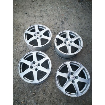 Felgi aluminiowe 17 cali, Fiat, 4x0.98