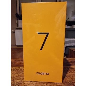 Realme 7 Biały 8GB/128GB Fabrycznie Zaplombowany