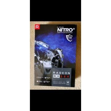 Karta graficzna Sapphire RX580 8GB Nitro+ SE Ideał