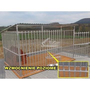 Kojec Klatka dla psa psów PROFIL OCYNK Cała Polska