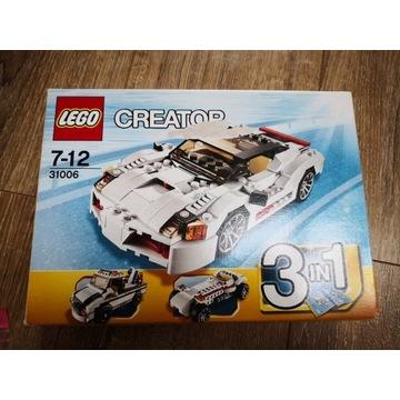 Lego Creator 3w1, Zdobywca autostrad, nr31006