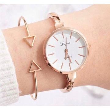 Elegancki zegarek damski. Licytacja od 1 zł