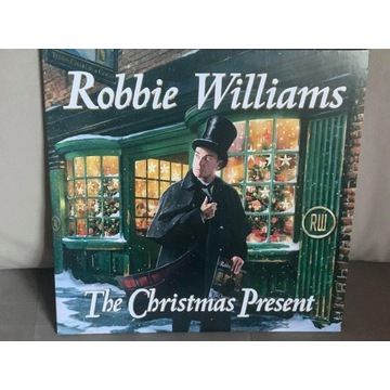 Robbie Williams -The Christmas Present -2LP UNIKAT