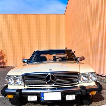 Mercedes 450 SL  R107 Piękny klasyk