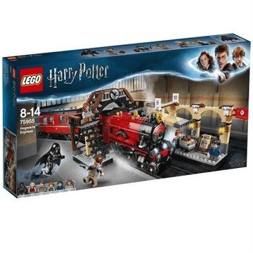LEGO Harry Potter Ekspres do Hogwartu 75955
