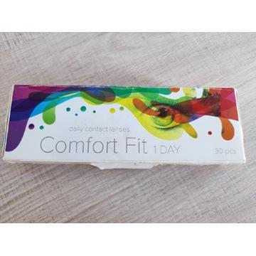 Soczewki kontaktowe 1-dniowe 'Comfort Fit 1 day'