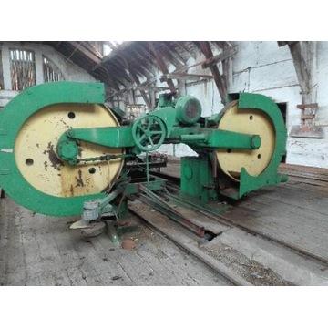 Trak Canali  taśmowy, maszyna