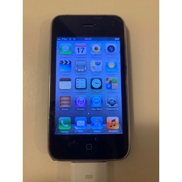 iPhone 3GS 32GB bez simlock bez iCloud