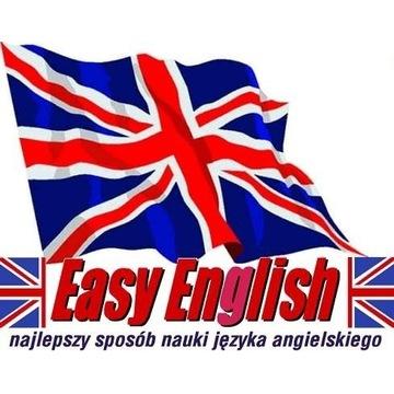 Easy English mp3 112 lekcji na CD angielski