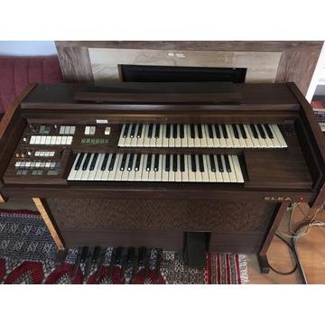 Organy Elka EP3