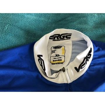 Profesjonalna Koszulka kolarska VergeSport primo