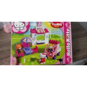 Klocki Hello Kitty Lodziarnia