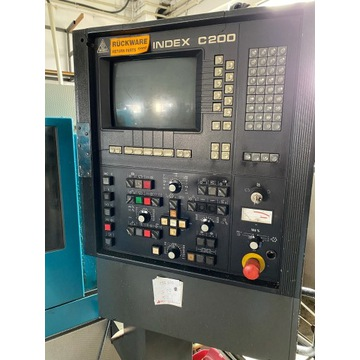 CNC INDEX GS 65 automat tokarski