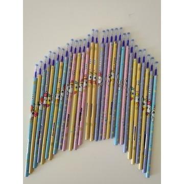 Wkłady do długopisów zmazywalnych, ścieralnych
