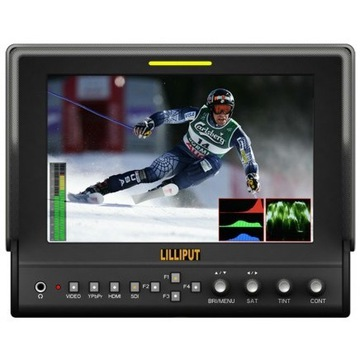 Lilliput 663 OP2 HDMI Monitor