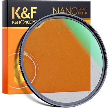 Filtr K&F Black Mist Nano-X 77 mm MRC 1/4
