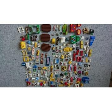 Lego city dziki zachód piraci star wars elementy
