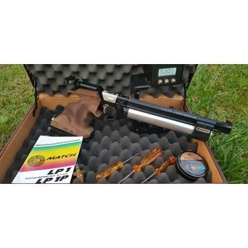 Steyr LP1 LP 1 pistolet match wiatrówka 4,5 mm PCP