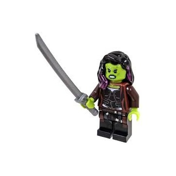 Lego Gamora Marvel sh506