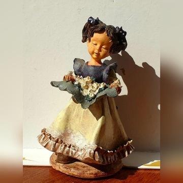 Figurki i ramka na zdjęcia dzieci jesień/wiosna