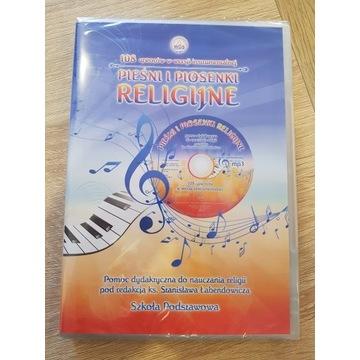 Pieśni i piosenki religijne szkoła podstawowa Cd