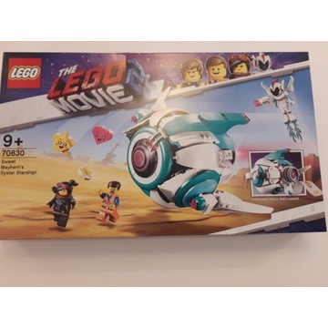 Lego Movie 2  70830 Sweet Mayhem Systar Starship