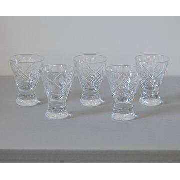 Kryształowe kieliszki do wódki - Zawiercie