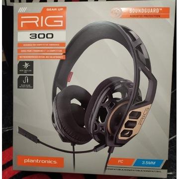 Plantronics RIG 300 (PC, Xbox, PlayStation) nowe