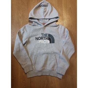 The north face bluza z kapturem 152